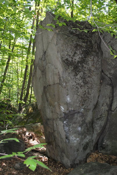 Rock Climbing Photo: A view of The Prow