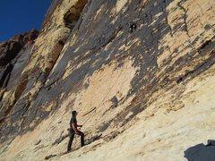 Rock Climbing Photo: February 2012.