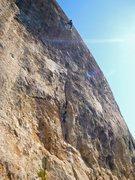 Rock Climbing Photo: a breaking wave