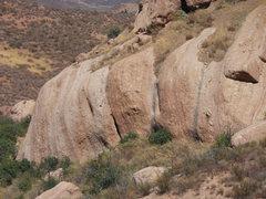 Rock Climbing Photo: The Panhandle.