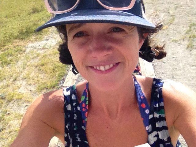 Rock Climbing Photo: A pix of me.