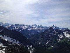 Cascades. Oh joy!