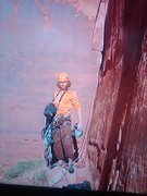 Rock Climbing Photo: late 90, looking beat