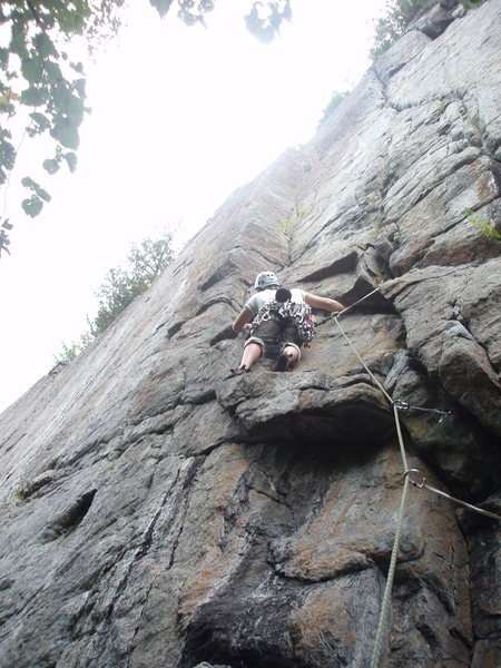 Rock Climbing Photo: Mr. Rogers' Neighborhood