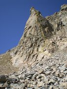 Rock Climbing Photo: Avenging Angel (of choss).
