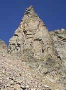 Rock Climbing Photo: SE Face.