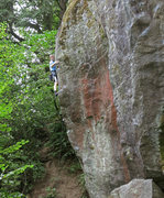 Rock Climbing Photo: Pavel P. on Notorious.