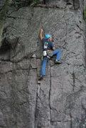 Rock Climbing Photo: photo by Burt Lindquist