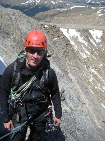 Rock Climbing Photo: Evans Aprons