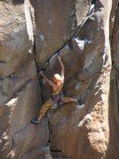 Rock Climbing Photo: queenfolia