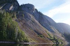 Rock Climbing Photo: slabby
