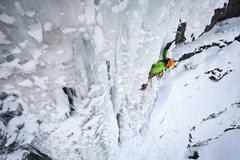 Rock Climbing Photo: p 5 stairway