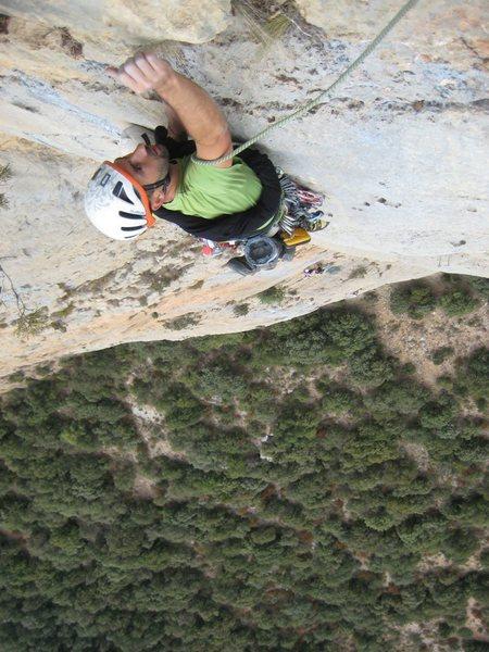climbing in vilanova de meia