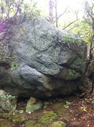 Rock Climbing Photo: His