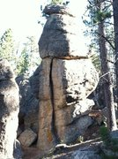 Rock Climbing Photo: Roadside Attraction