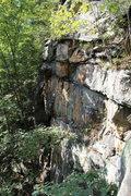 Rock Climbing Photo: Nick Brehm Flashing Spatenweiss 11c @ Bubba City B...
