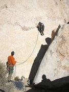 Rock Climbing Photo: Stick To What