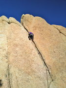 Rock Climbing Photo: Leeping Learner