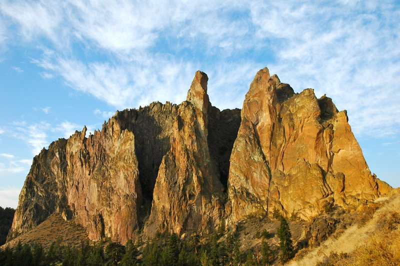 Rock Climbing Photo: Smith Rock Group