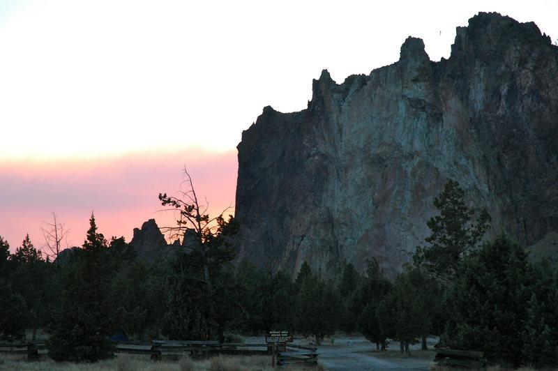 Rock Climbing Photo: Slack Lining