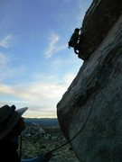 Rock Climbing Photo: Headstone - JTNP