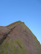 Rock Climbing Photo: Photo: Geir Hundal