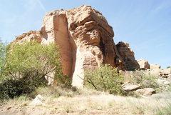 Rock Climbing Photo: The Sentinel