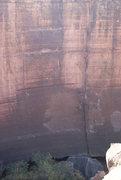 Rock Climbing Photo: Devils Spine