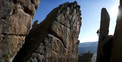 Rock Climbing Photo: The Monastery