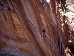Rock Climbing Photo: Robbers Roost Canyonlands