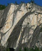 Rock Climbing Photo: Gorgeous corner