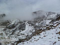Rock Climbing Photo: Gold Dust Peak