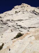 Southeast Buttress, Cathedral Peak