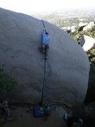 Rock Climbing Photo: Jaime on Robbins crack