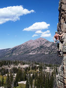 Rock Climbing Photo: Great route as an intro to the area.