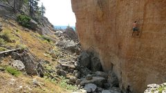 Rock Climbing Photo: The beauty of the Ark... some of the best 11s and ...