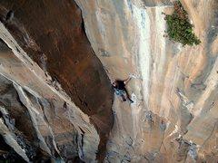 Rock Climbing Photo: Matt S on Walking Far from Home