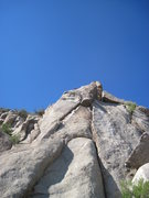 Rock Climbing Photo: Upper half of SC on the left, Beat Feet on the rig...