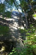 Rock Climbing Photo: The Zip