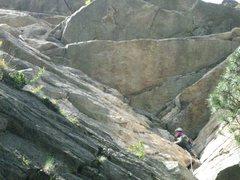Rock Climbing Photo: Alphonse, The Near Trapps
