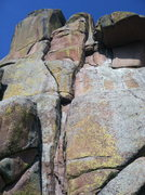Rock Climbing Photo: MRC Direct, 5.9