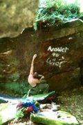 Rock Climbing Photo: project v??