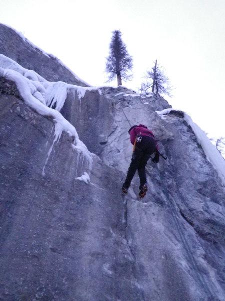 Rock Climbing Photo: swank/shwanz