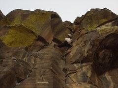 Rock Climbing Photo: Danielle onsights.