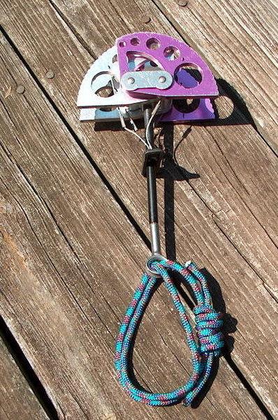 Rock Climbing Photo: DIY resling