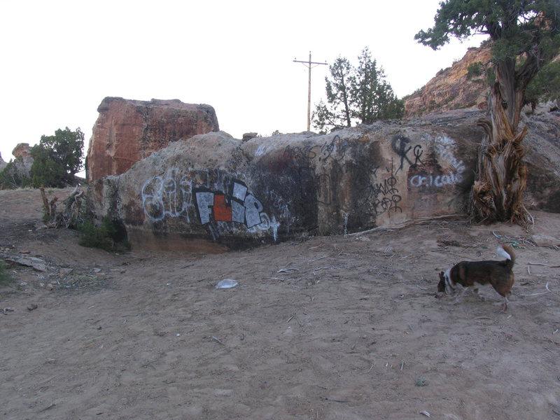 Rock Climbing Photo: Before 3.