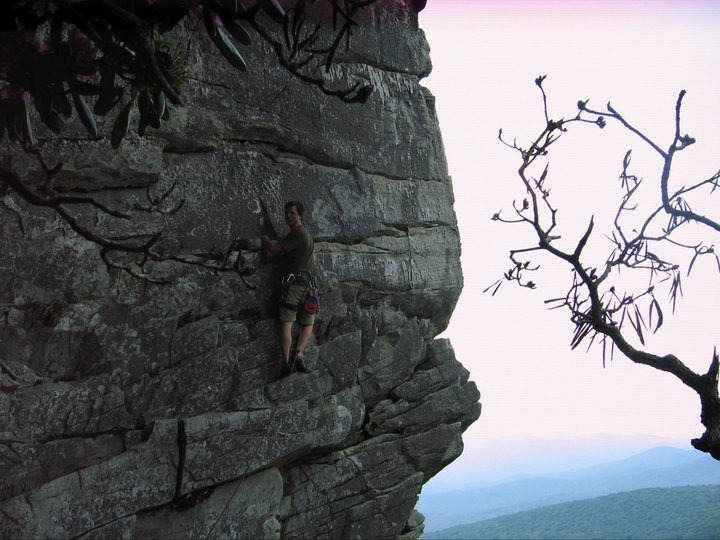 Rock Climbing Photo: north carolina