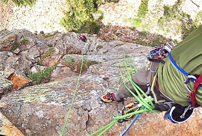 Sundial July 2012. Trip Report: http://rjohnasay.blogspot.com/2012/08/utah-sundial-peak-eleventh-hour-59.html