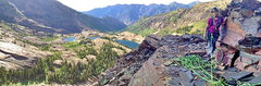 Rock Climbing Photo: Sundial july 2012. Trip Report: rjohnasay.blogspot...