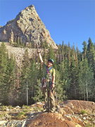 Rock Climbing Photo: Sundial Peak July 2012.  Trip report: rjohnasay.bl...